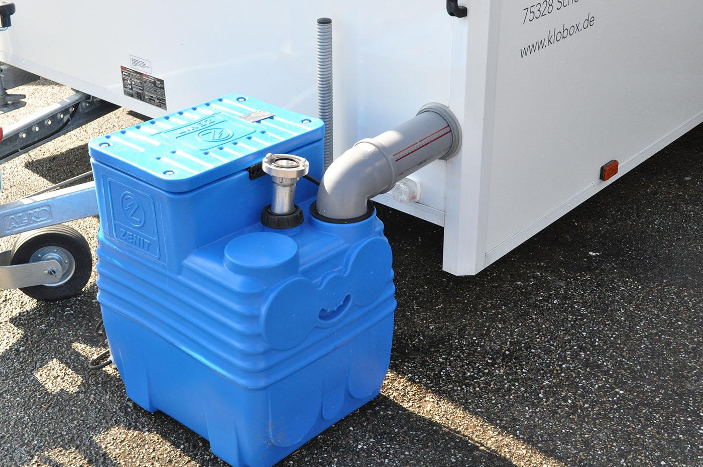 Abwasserbox - klobox.de