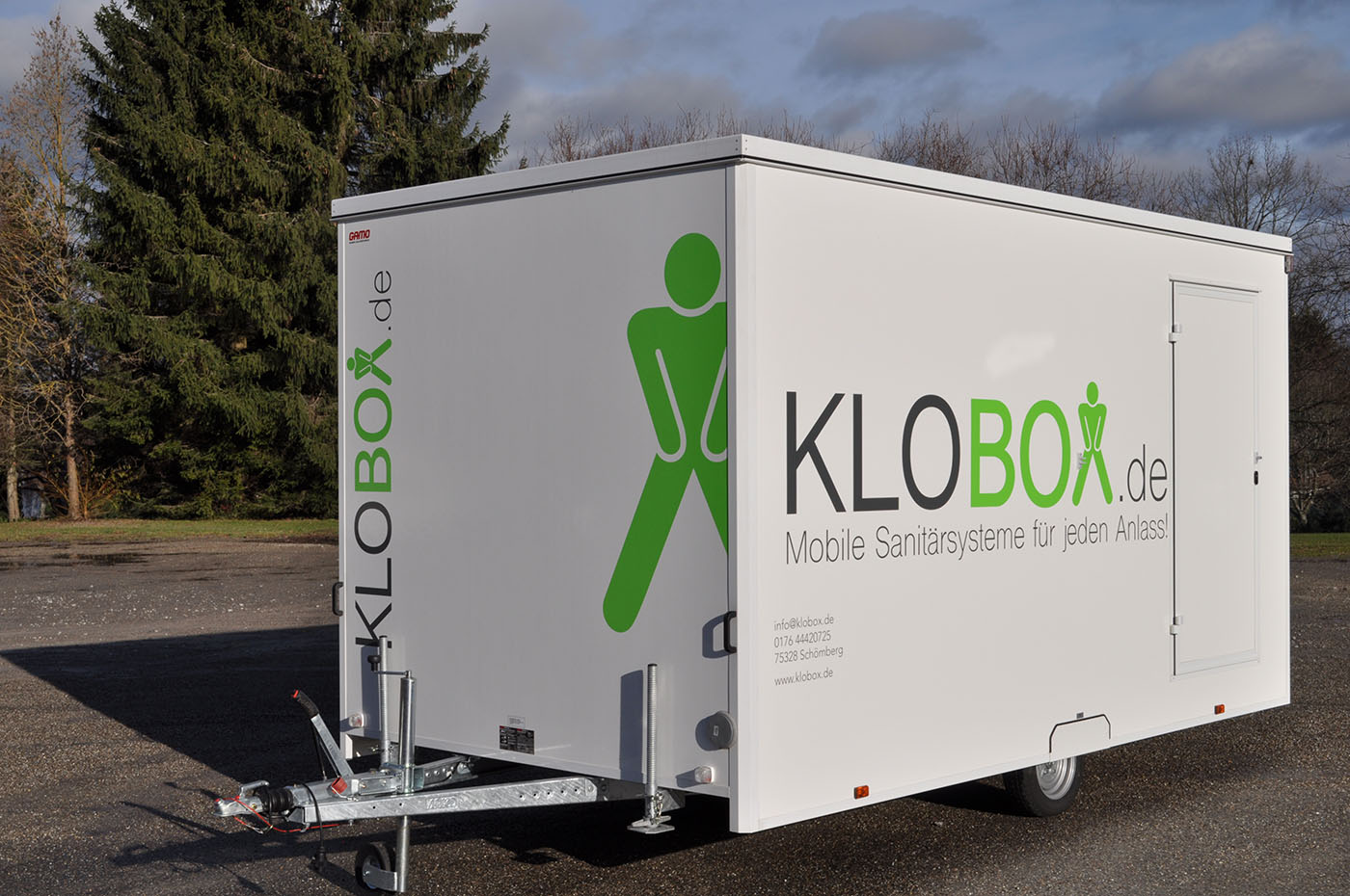 Toilettenwagen - klobox.de #09