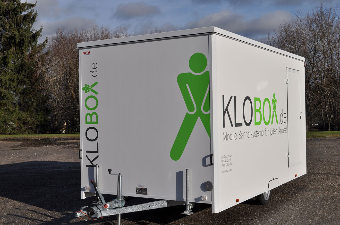 Toilettenwagen - klobox.de #10