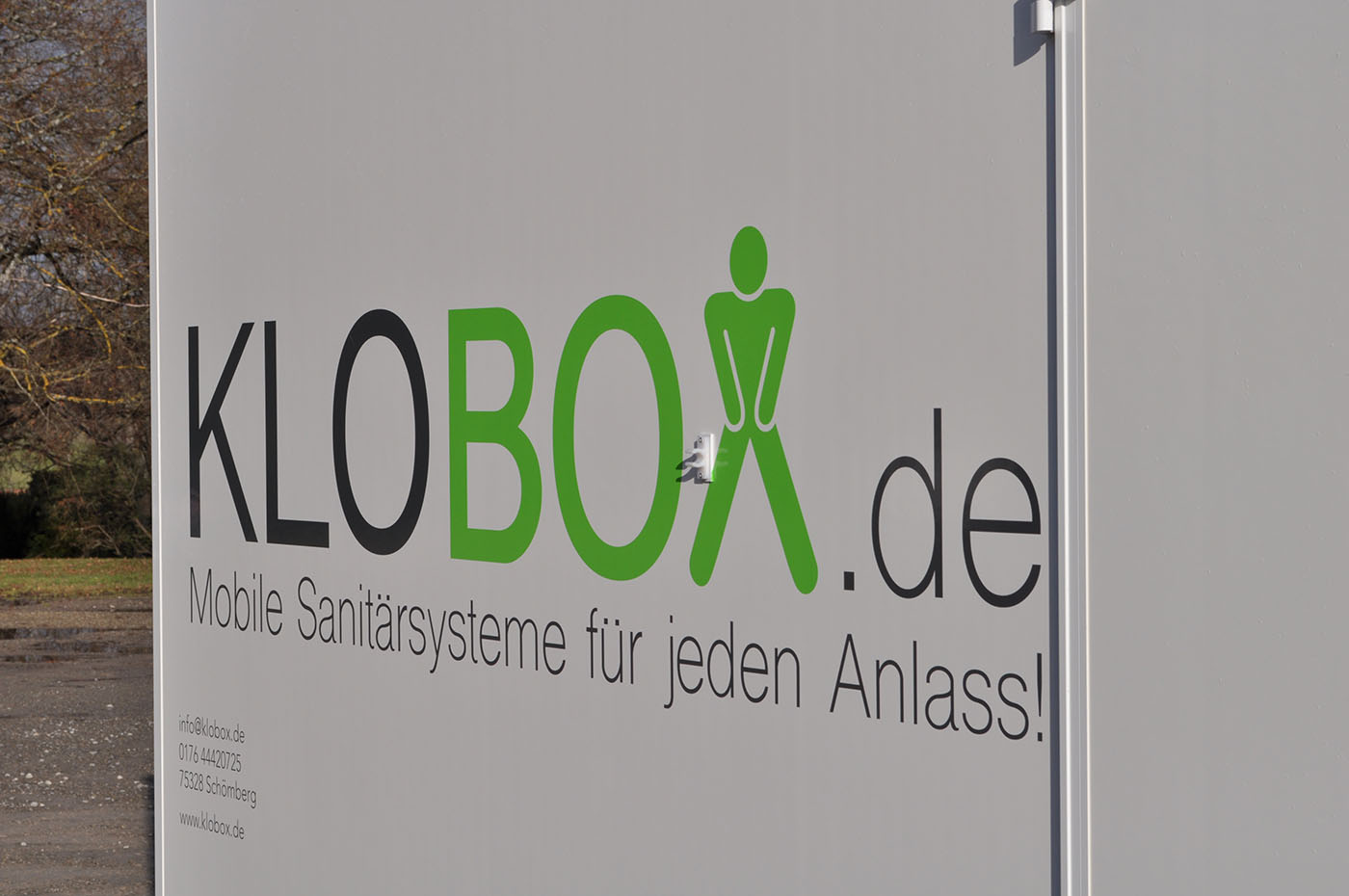 Toilettenwagen - klobox.de #12